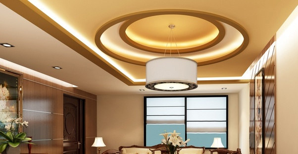 Artistic Ceilings Corridor False Ceiling Designs Hall ...  Trade Ceilings Designs